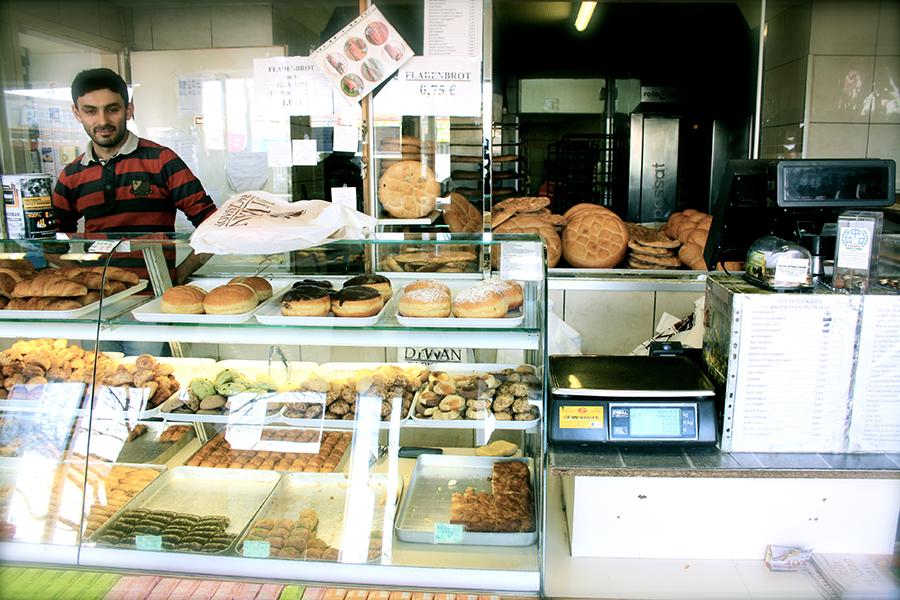 Meidlinger Markt Bäckerei (c) STADTBEKANNT