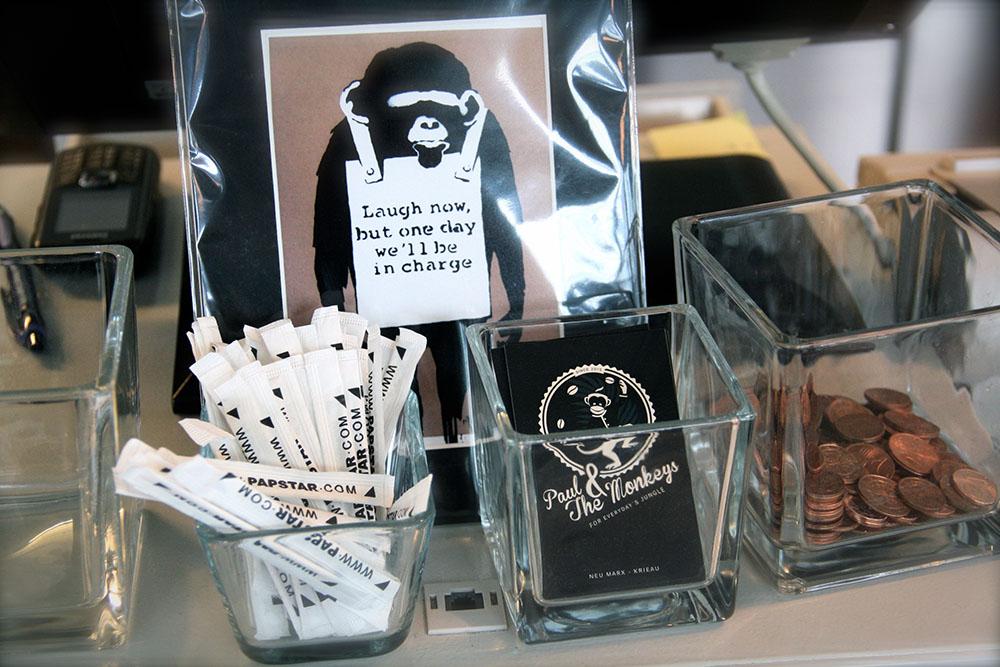 Paul & The Monkeys (c) STADTBEKANNT Wetter-Nohl