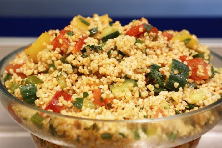 Vegan Salat (c) STADTBEKANNT