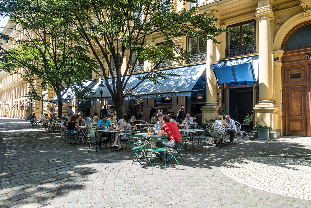 Cafe Ansari (c) STADTBEKANNT
