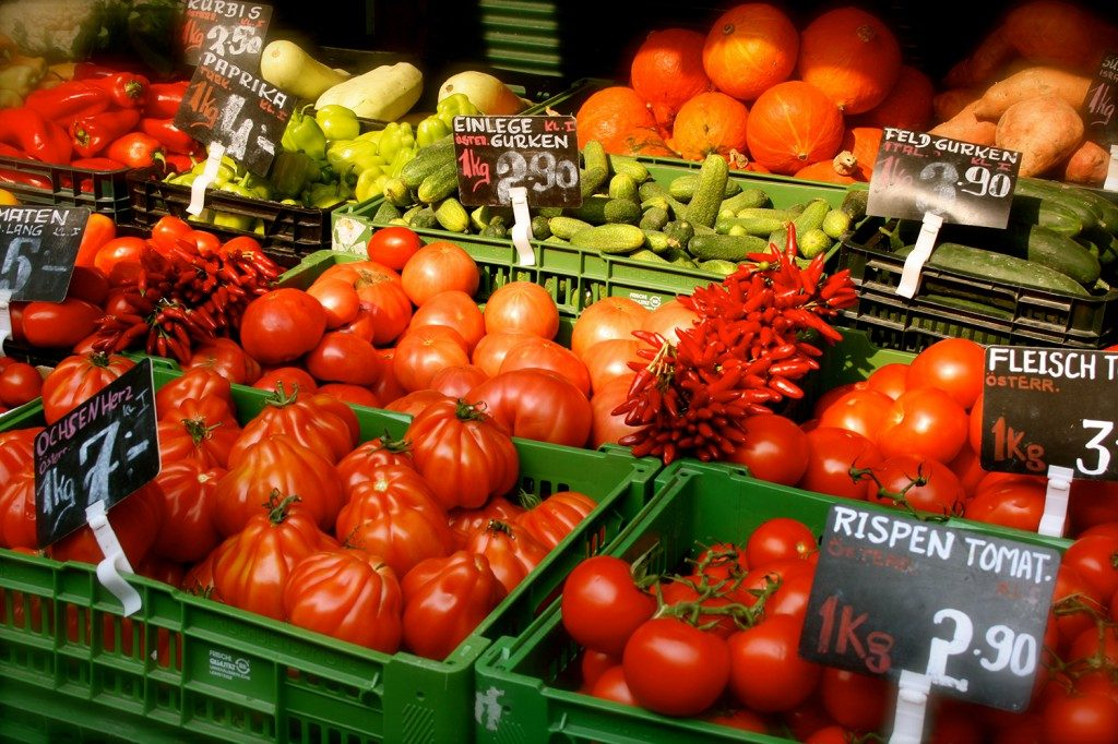 Rochusmarkt Gemüse (c) STADTBEKANT Nohl
