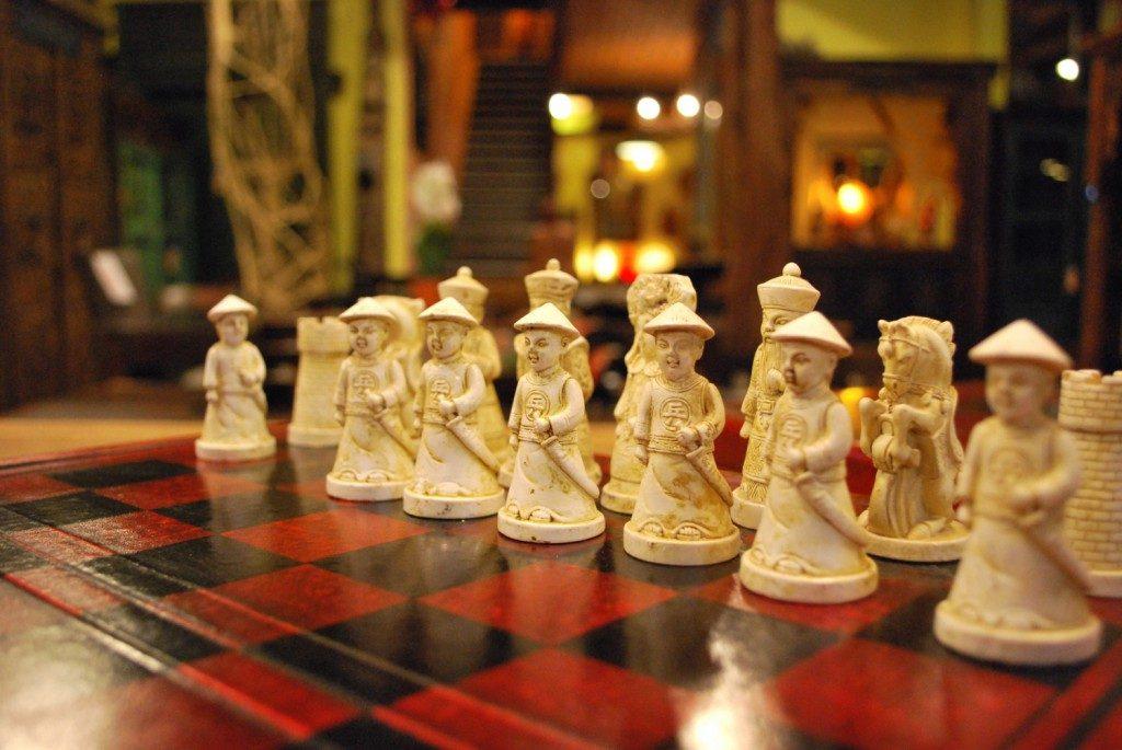Schach (c) STADTBEKANNT