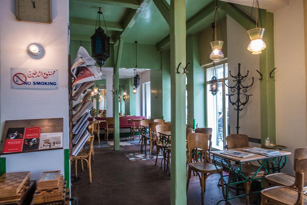 Cafe Nil (c) STADTBEKANNT