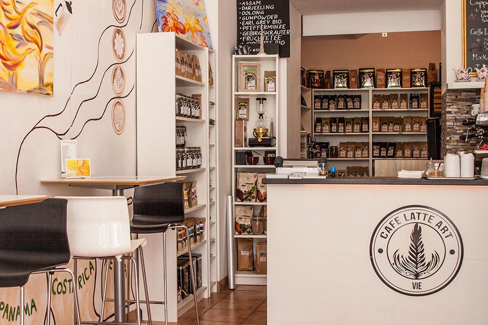 Cafe Latte Art (c) STADTBEKANNT