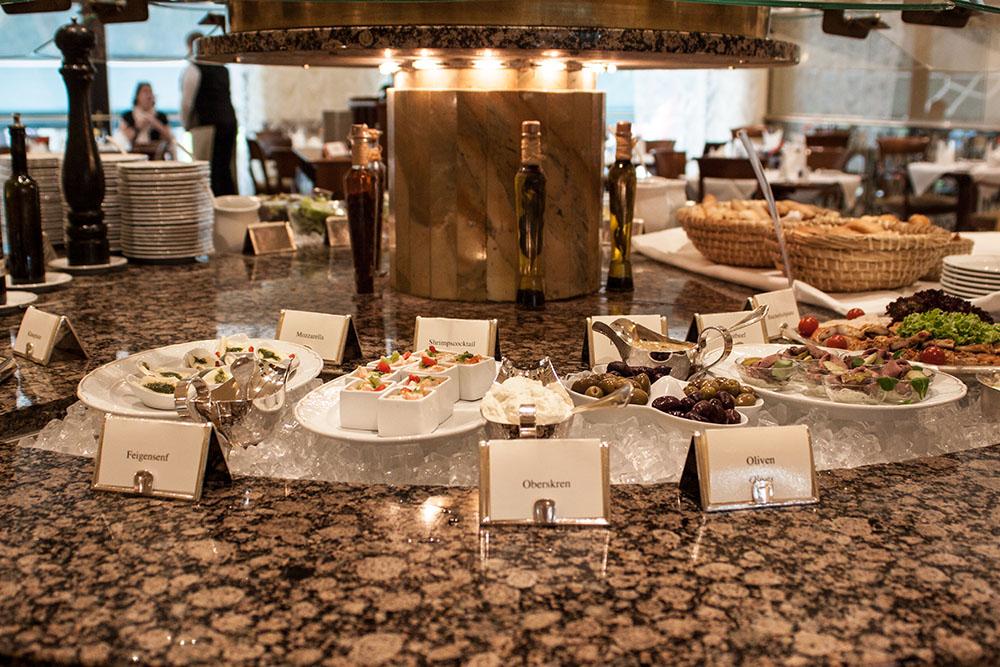 Grand Brasserie Brunch Buffet (c) STADTBEKANNT