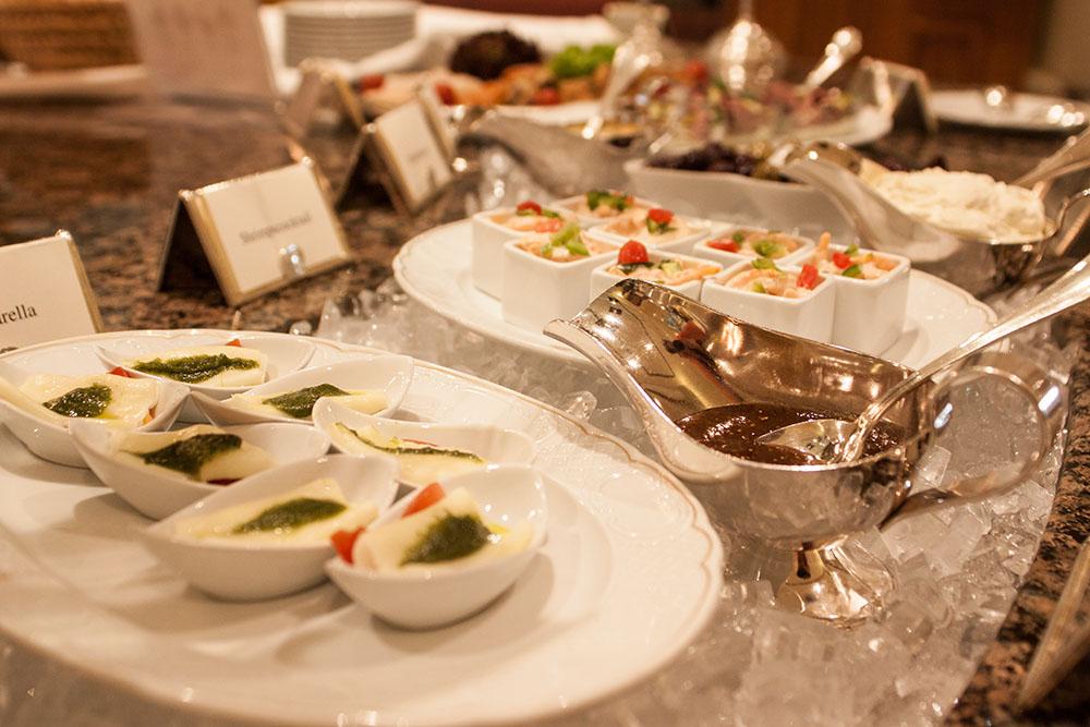 Grand Brasserie Brunch (c) STADTBEKANNT