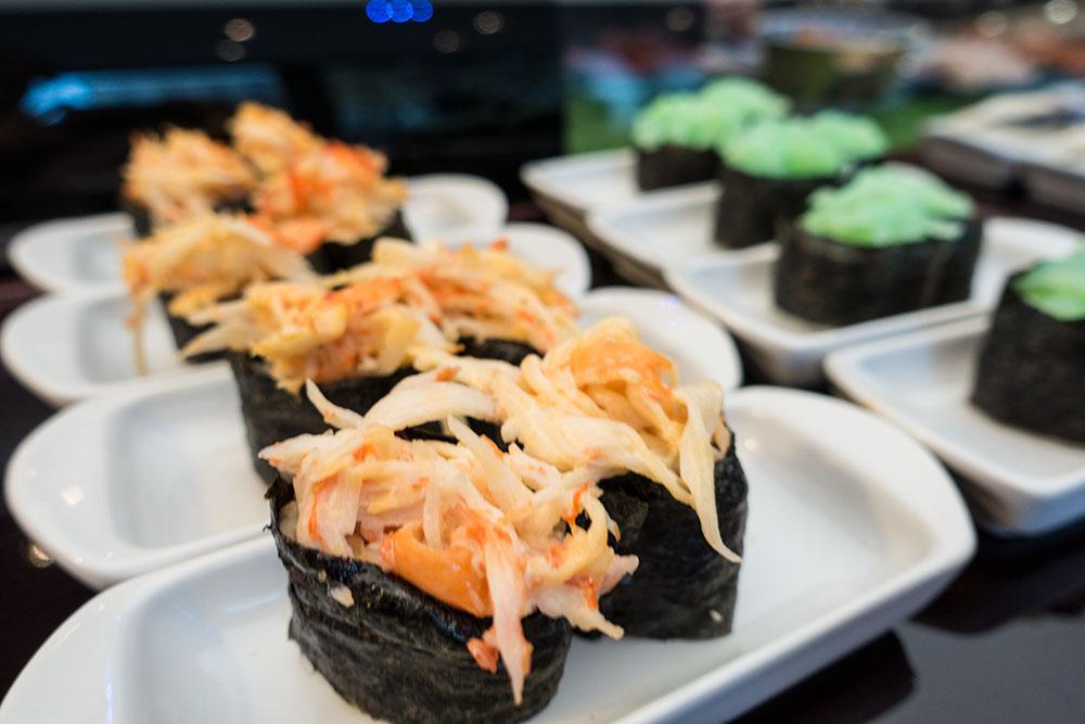 UNKAI Chef Sushi (c) STADTBEKANNT
