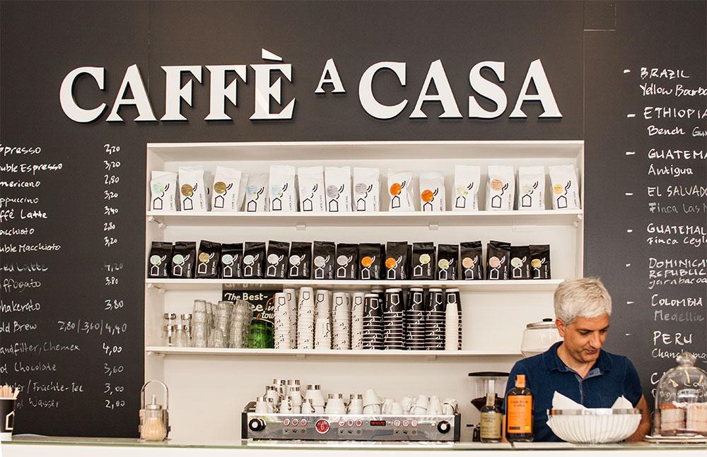 Caffe a Casa (c) STADTBEKANNT