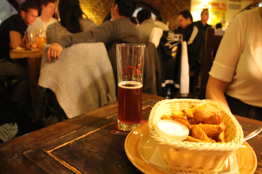 1516 Brewing Company Wedges Bier (c) STADTBEKANNT