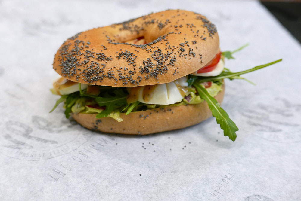 1683 Handmade Bagels and Farmcoffee (c) STADTBEKANNT