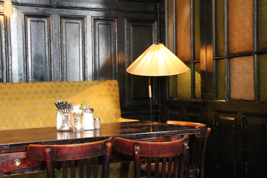 Restaurant Augustin Lampe (c) STADTBEKANNT