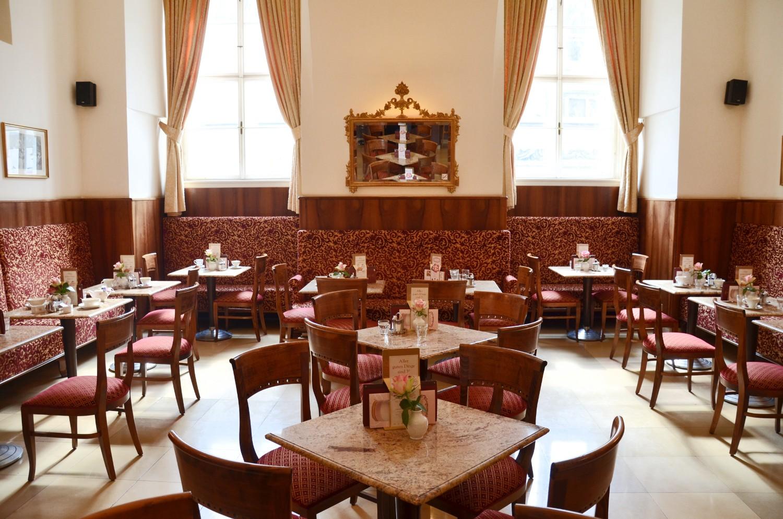 Cafe Hofburg (c) STADTBEKANNT