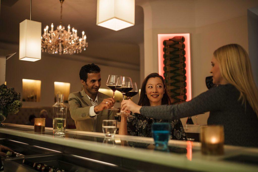 Hotel Rathaus Wein und Design - Weinbar