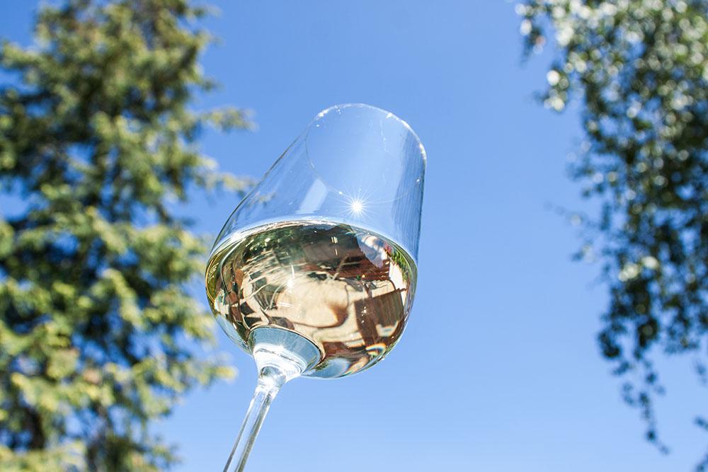 Wein Weinglas (c) STADTBEKANNT