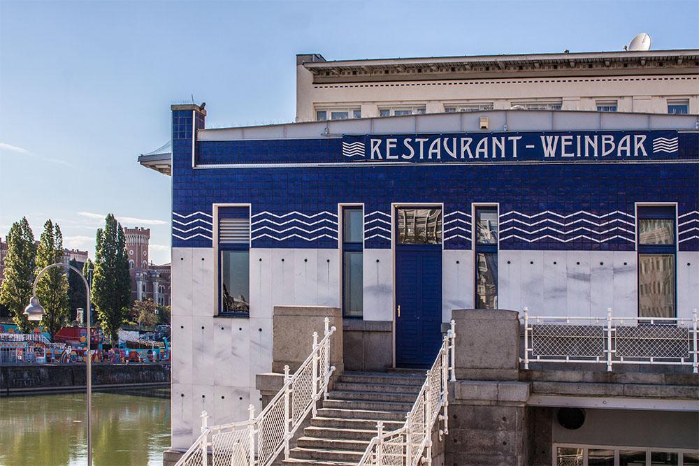Otto Wagner Restaurant (c) STADTBEKANNT