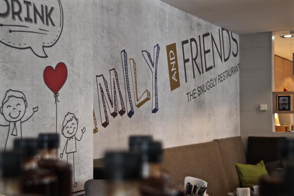 Family & Friends (c) STADTBEKANNT