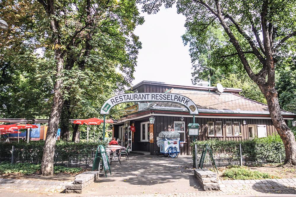 Restaurant Resselpark (c) STADTBEKANNT