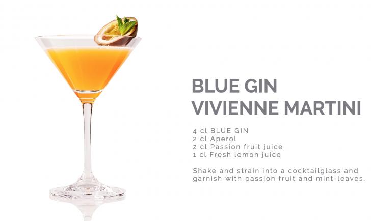Blue Gin Vivienn Martini (c) Reisetbauer