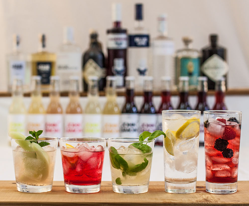 Gin Cocktails Tumbler (c) STADTBEKANNT