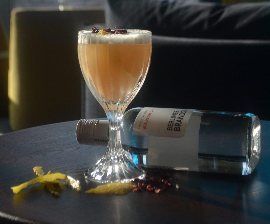 Berliner Brandstifter Gin Cocktail (c) Berliner Brandstifter