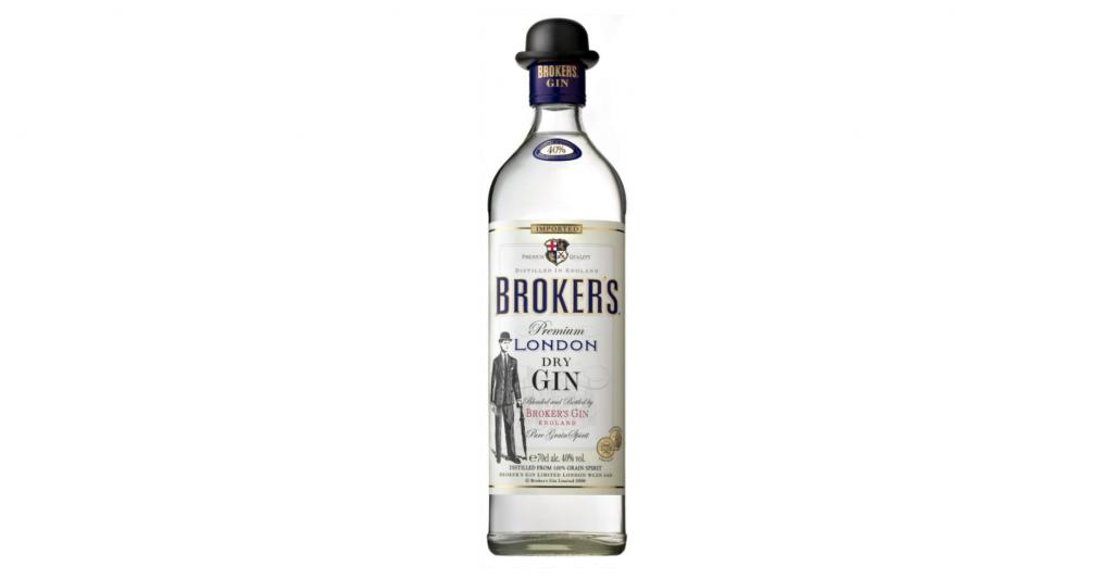 Broker's Flasche (c) Broker's