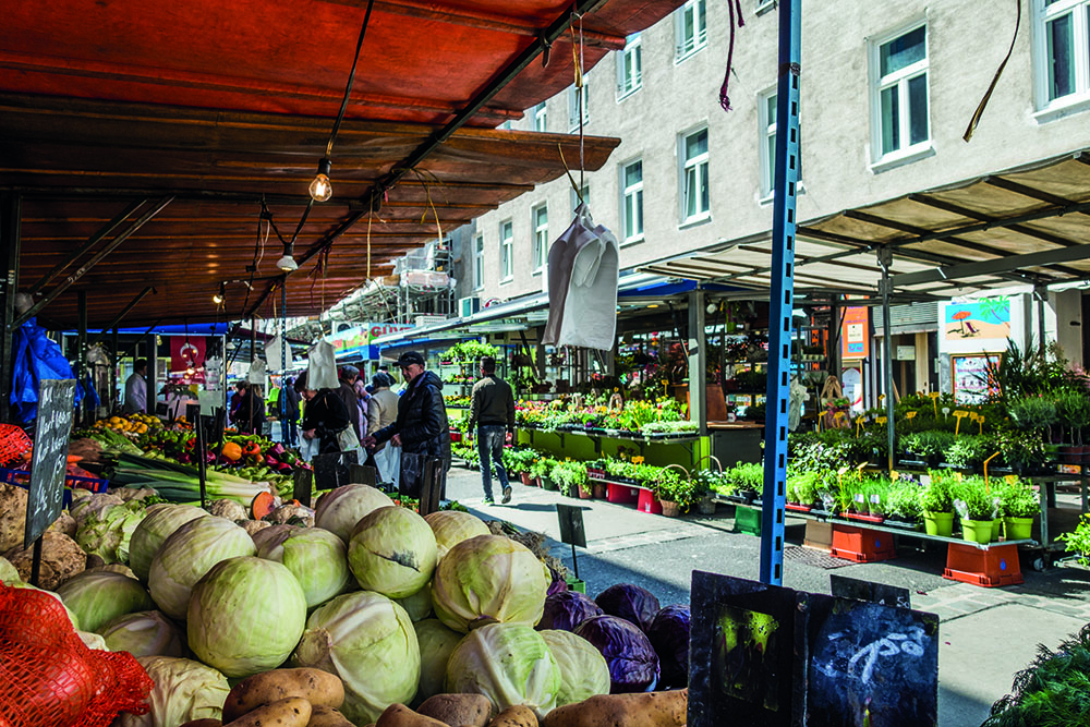 Brunnenmarkt (c) STADTBEKANNT