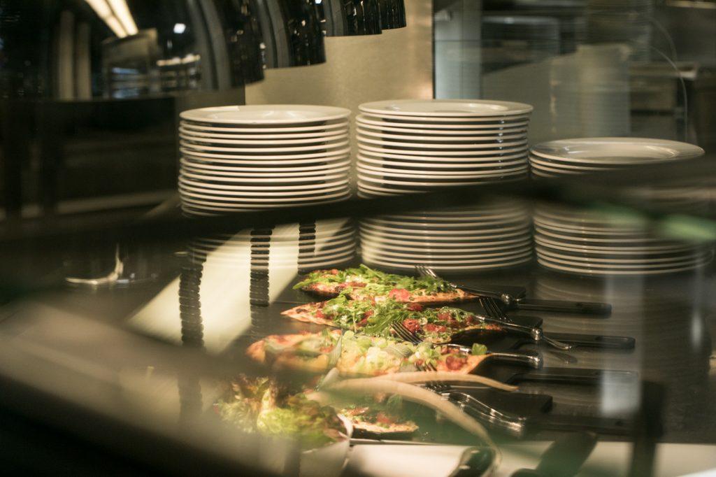 Hannah's Speisesaal Küche (c) Studio Mato