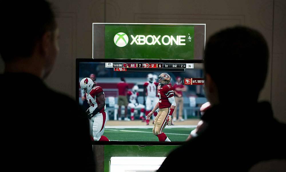 ARCOTEL Wimberger Super Bowl Night XBox (c) ARCOTEL Wimberger