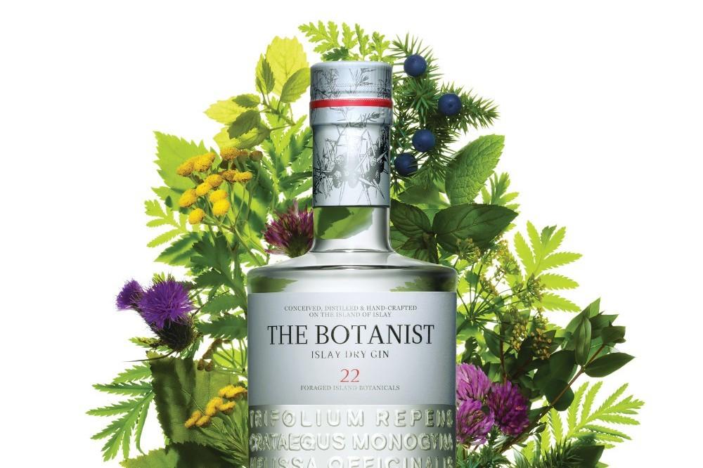 The Botanist Gin mit Kräuter