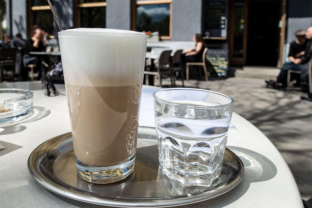 Cafe Menta Kaffee (c) STADTBEKANNT
