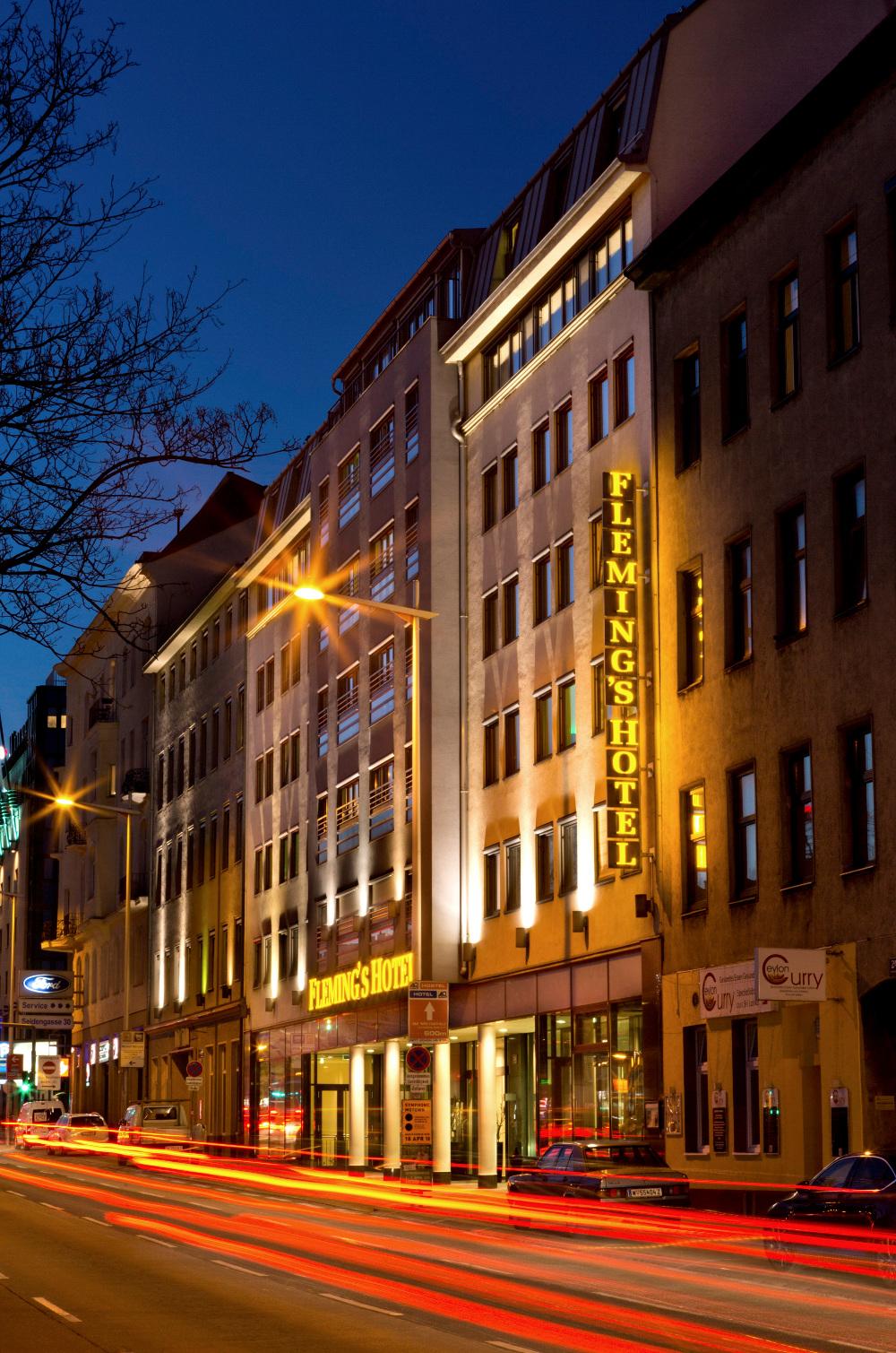 Femings Conference Außenansicht (c) Elan Fleisher - elanhotelpix.com