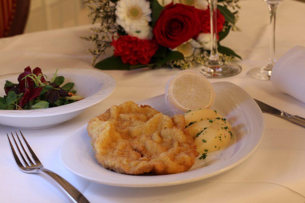 Wiener Schnitzel (c) Rathauskeller