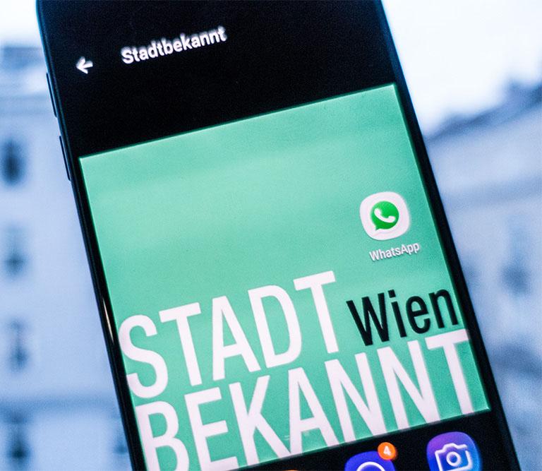 WhatsApp (c) STADTBEKANNT