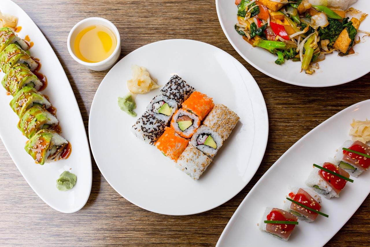Oasia Restaurant Sushi (c) Lin Kuo Hsuan