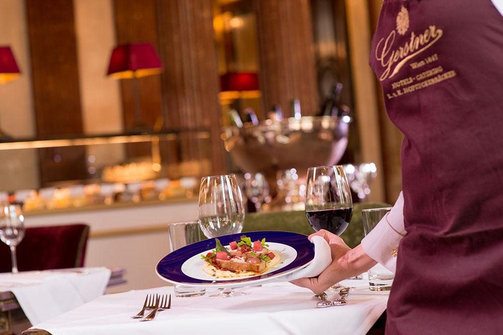 Gerstner Café Restaurant Speise (c) Bill Lorenz