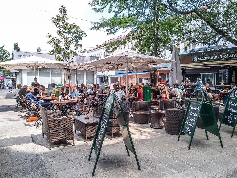 Marktgasthaus Holzhütt'n (c) STADTBEKANNT