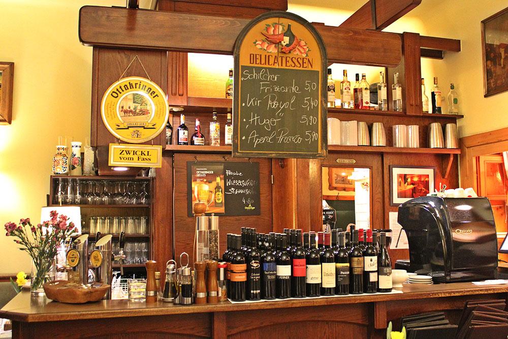 Restaurant Stöger (c) STADTBEKANNT Salcher