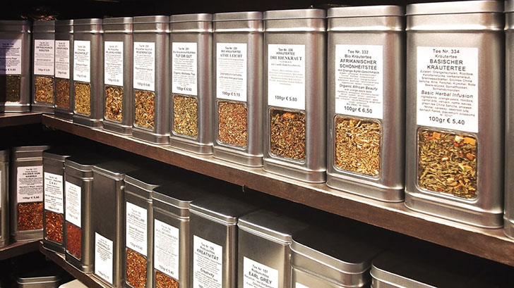 Tee (c) House of Tea & Coffee