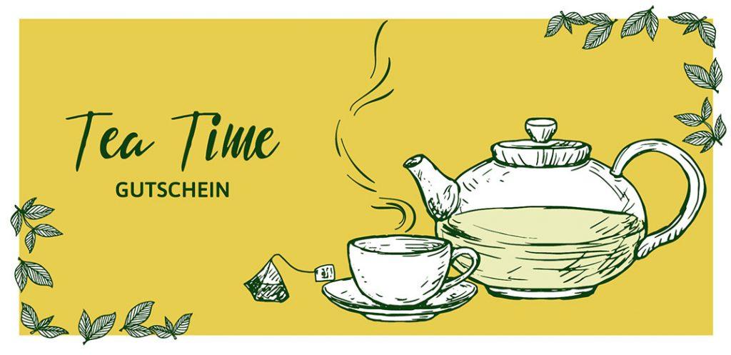 Web-Shop Gutschein (c) House of Tea & Coffee