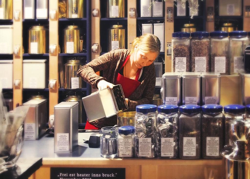 (c) House of Tea & Coffee