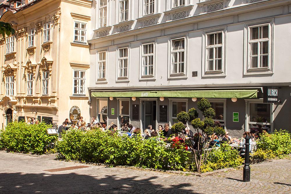 Schanigarten Ulrich (c) STADTBEKANNT