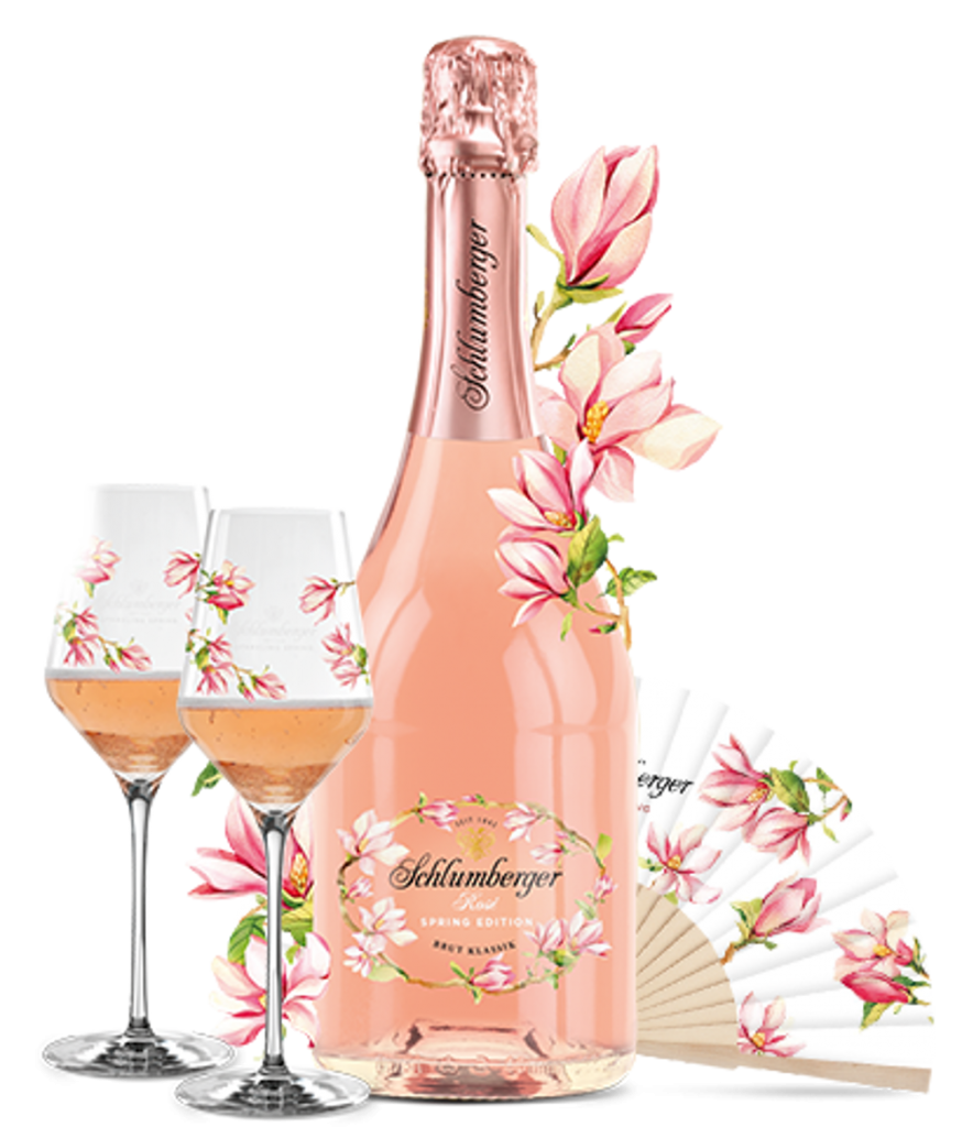 Schlumberger Sparkling Spring Limited Edition