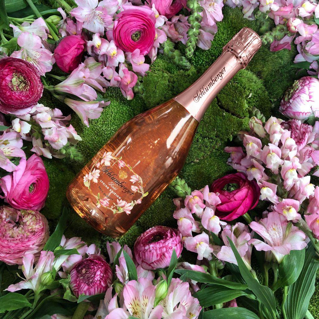 Sparkling Spring Flasche (c) Schlumberger