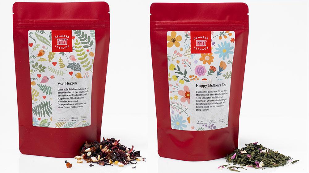 Teesorten (c) DEMMERS TEEHAUS