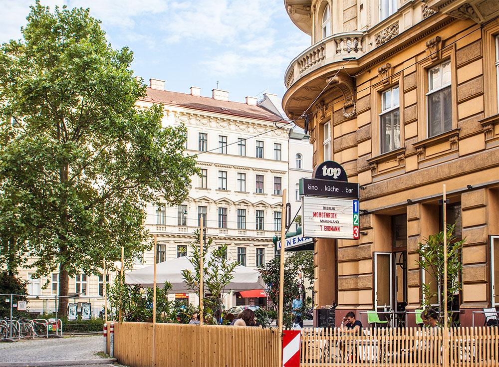 Topkino Schanigarten (c) STADTBEKANNT