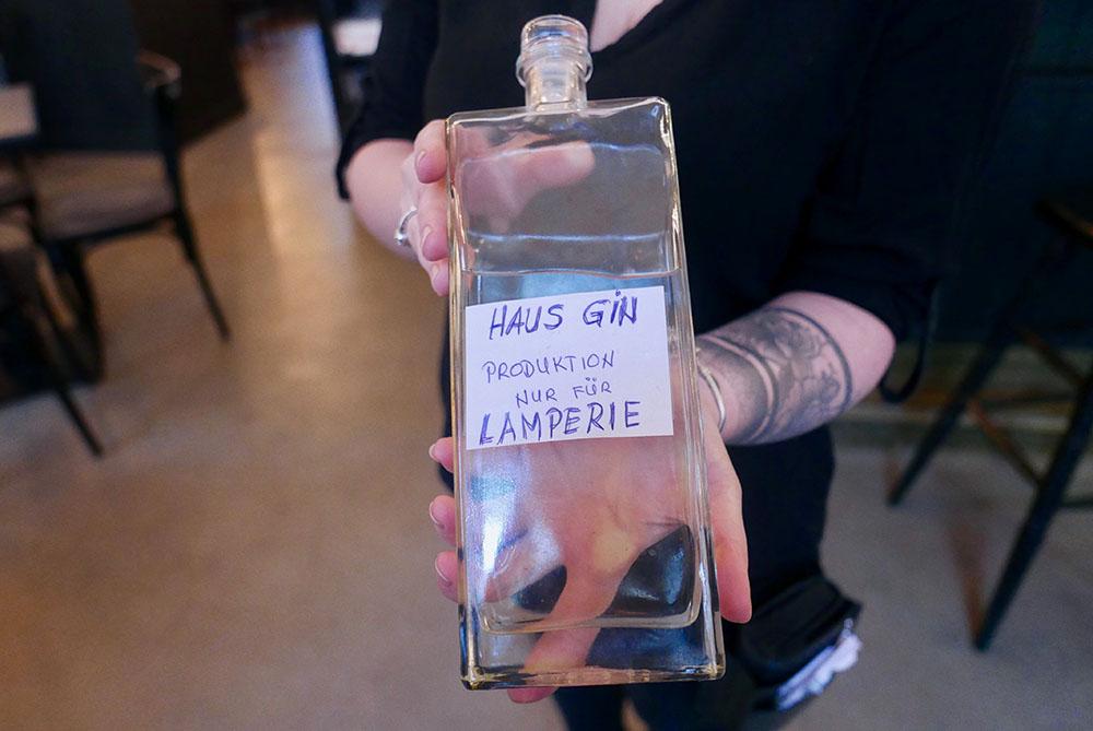 Lamperie Haus Gin (c) STADTBEKANNT Wetter-Nohl