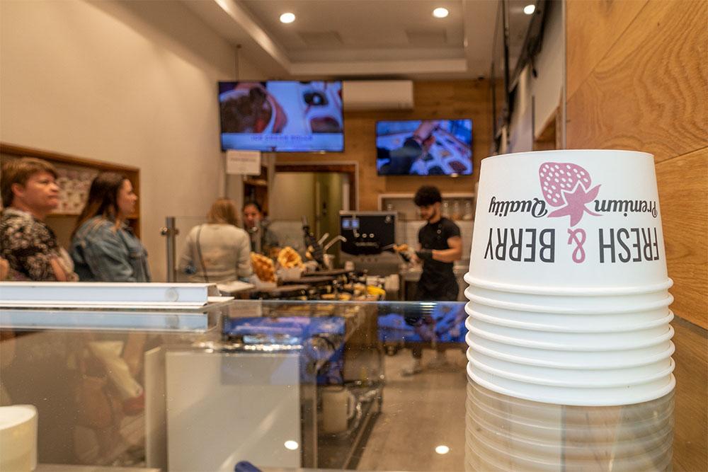 Fresh & Berry Waffles (c) STADTBEKANNT