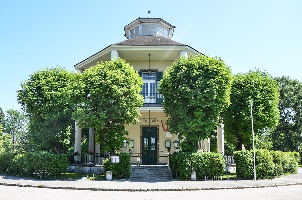 Lusthaus (c) STADTBEKANNT