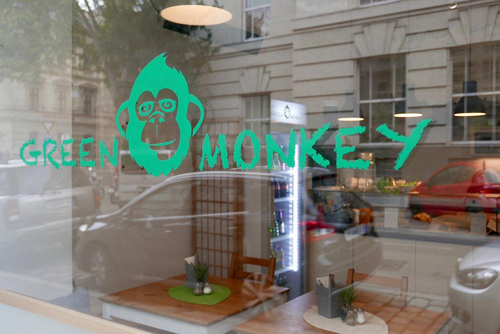 Green Monkey (c) STADTBEKANNT Wetter-Nohl