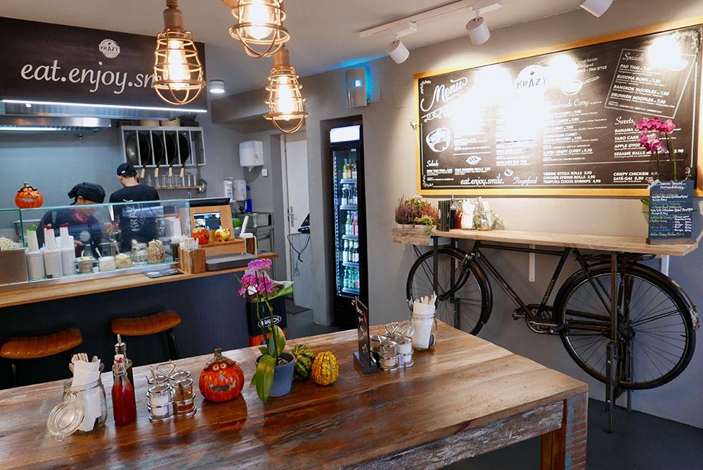 Krazy Kitchen (c) STADTBEKANNT Wetter-Nohl
